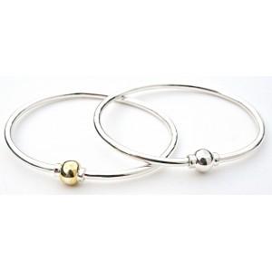 Single Ball Bracelet