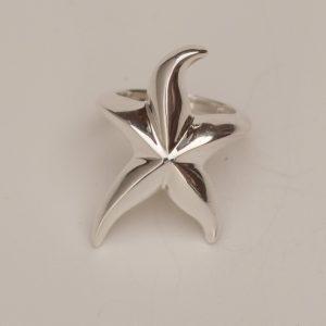 Dancing Starfish Ring