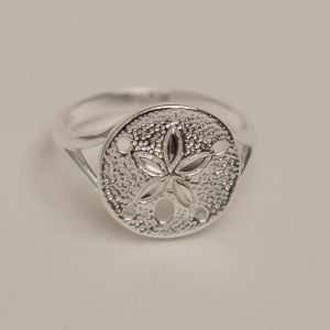 Sand Dollar Ring