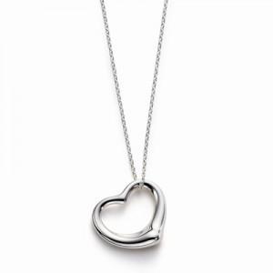 "Open Heart Pendant (1"")"