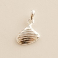 Mini Clam Shell Pendant