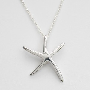 Dancing Starfish Pendant (Large)