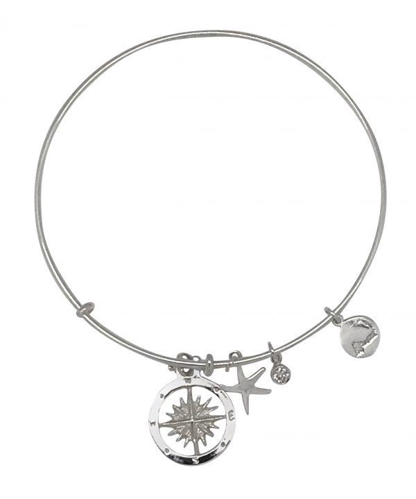 Expandable Compass Bracelet